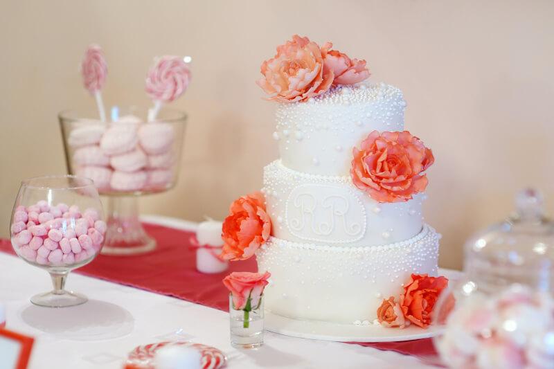 Geld gespart bei der Hochzeitstorte